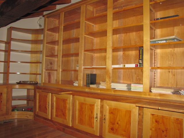11 Bibliothèque sur mesure