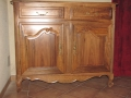 16 Buffet Louis XV en noyer