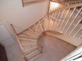 escalier en frene